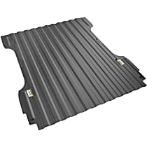 32U9710 Bed Mat - Black, Thermoplastic, Molded Bed Mat, Direct Fit, Sold individually