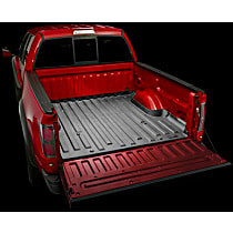 Weathertech 36603 Bed Mat - Black, Thermoplastic, Molded Bed Mat, Direct Fit, Sold individually