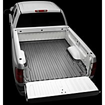 Weathertech 37807 Bed Mat - Black, Thermoplastic, Molded Bed Mat, Direct Fit, Sold individually