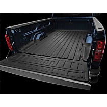 3TG15 Tailgate Liner - Black, Thermoplastic, Direct Fit, Sold individually
