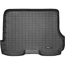 40003 Weathertech DigitalFit Cargo Mat - Black, Thermoplastic, Molded Cargo Liner, Direct Fit, Sold individually