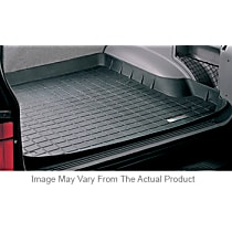 40010 Weathertech DigitalFit Cargo Mat - Black, Thermoplastic, Molded Cargo Liner, Direct Fit, Sold individually