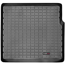 40030 Weathertech DigitalFit Cargo Mat - Black, Thermoplastic, Molded Cargo Liner, Direct Fit, Sold individually