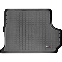 40031 Weathertech DigitalFit Cargo Mat - Black, Thermoplastic, Molded Cargo Liner, Direct Fit, Sold individually