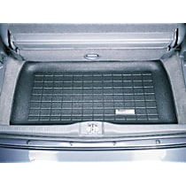 40040 DigitalFit Series Cargo Mat - Black, Thermoplastic, Molded Cargo Liner, Direct Fit, Sold individually