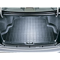40043 Weathertech DigitalFit Cargo Mat - Black, Thermoplastic, Molded Cargo Liner, Direct Fit, Sold individually