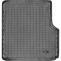 40044 Weathertech DigitalFit Cargo Mat - Black, Thermoplastic, Molded Cargo Liner, Direct Fit, Sold individually