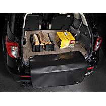 40049 Weathertech DigitalFit Cargo Mat - Black, Thermoplastic, Molded Cargo Liner, Direct Fit, Sold individually