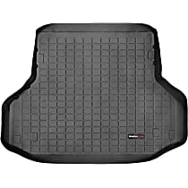 40066 Weathertech DigitalFit Cargo Mat - Black, Thermoplastic, Molded Cargo Liner, Direct Fit, Sold individually