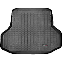 Weathertech DigitalFit 40066 Cargo Mat - Black, Thermoplastic, Molded Cargo Liner, Direct Fit, Sold individually