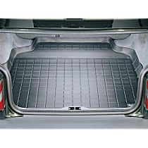 40069 Weathertech DigitalFit Cargo Mat - Black, Thermoplastic, Molded Cargo Liner, Direct Fit, Sold individually