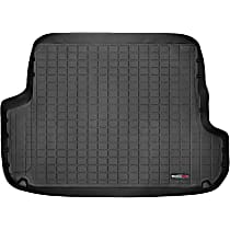 40070 Weathertech DigitalFit Cargo Mat - Black, Thermoplastic, Molded Cargo Liner, Direct Fit, Sold individually
