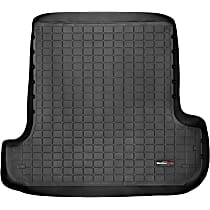 40071 Weathertech DigitalFit Cargo Mat - Black, Thermoplastic, Molded Cargo Liner, Direct Fit, Sold individually
