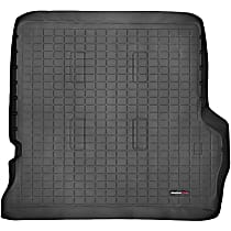 40082 Weathertech DigitalFit Cargo Mat - Black, Thermoplastic, Molded Cargo Liner, Direct Fit, Sold individually