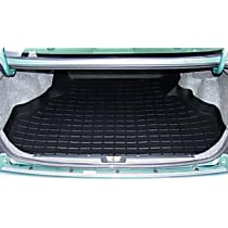 40088 DigitalFit Series Cargo Mat - Black, Thermoplastic, Molded Cargo Liner, Direct Fit, Sold individually