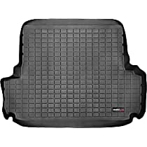 40090 Weathertech DigitalFit Cargo Mat - Black, Thermoplastic, Molded Cargo Liner, Direct Fit, Sold individually