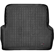 40093 Weathertech DigitalFit Cargo Mat - Black, Thermoplastic, Molded Cargo Liner, Direct Fit, Sold individually