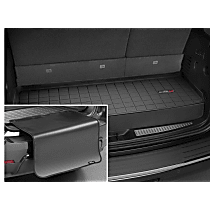 401019VSK Cargo Liner Series Cargo Mat - Black, Made of Rubber, Molded Cargo Liner, Sold individually