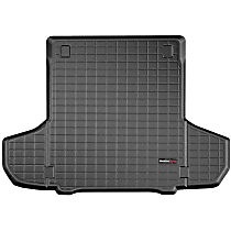 401022 Cargo Liner Series Cargo Mat - Black, Made of Rubber, Molded Cargo Liner, Sold individually