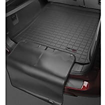 401022SK Cargo Liner Series Cargo Mat - Black, Made of Rubber, Molded Cargo Liner, Sold individually