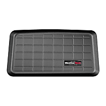 401024 Cargo Liner Series Cargo Mat - Black, Made of Rubber, Molded Cargo Liner, Sold individually