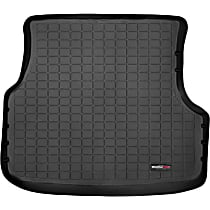 40102 Weathertech DigitalFit Cargo Mat - Black, Thermoplastic, Molded Cargo Liner, Direct Fit, Sold individually