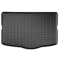 401030 Cargo Liner Series Cargo Mat - Black, Made of Rubber, Molded Cargo Liner, Sold individually