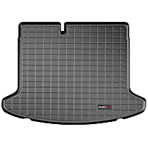 401032 Cargo Liner Series Cargo Mat - Black, Made of Rubber, Molded Cargo Liner, Sold individually