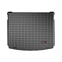 401043 Cargo Liner Series Cargo Mat - Black, Made of Rubber, Molded Cargo Liner, Sold individually