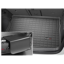 401043SK Cargo Liner Series Cargo Mat - Black, Made of Rubber, Molded Cargo Liner, Sold individually