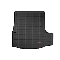 401048 Cargo Liner Series Cargo Mat - Black, Made of Rubber, Molded Cargo Liner, Sold individually