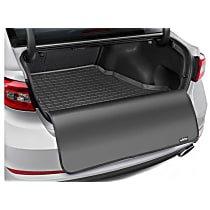 401048SK Cargo Liner Series Cargo Mat - Black, Made of Rubber, Molded Cargo Liner, Sold individually