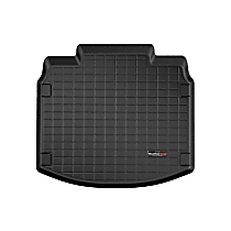 401049 Cargo Liner Series Cargo Mat - Black, Made of Rubber, Molded Cargo Liner, Sold individually
