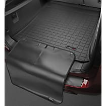 401049SK Cargo Liner Series Cargo Mat - Black, Made of Rubber, Molded Cargo Liner, Sold individually