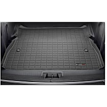 401050 Cargo Liner Series Cargo Mat - Black, Made of Rubber, Molded Cargo Liner, Sold individually