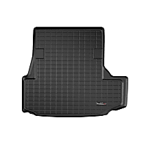 401053 Cargo Liner Series Cargo Mat - Black, Made of Rubber, Molded Cargo Liner, Sold individually