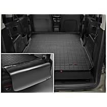 401055SK Cargo Liner Series Cargo Mat - Black, Made of Rubber, Molded Cargo Liner, Sold individually