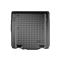 401074 Cargo Liner Series Cargo Mat - Black, Made of Rubber, Molded Cargo Liner, Sold individually