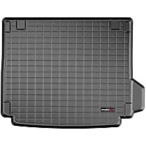 401086 Cargo Liner Series Cargo Mat - Black, Made of Rubber, Molded Cargo Liner, Sold individually
