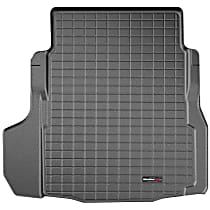 401089 Cargo Liner Series Cargo Mat - Black, Made of Rubber, Molded Cargo Liner, Sold individually