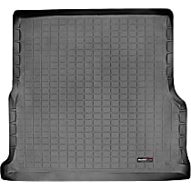 40108 Weathertech DigitalFit Cargo Mat - Black, Thermoplastic, Molded Cargo Liner, Direct Fit, Sold individually