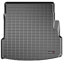 401090 Cargo Liner Series Cargo Mat - Black, Made of Rubber, Molded Cargo Liner, Sold individually