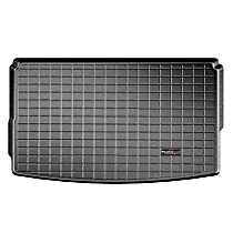 401092 Cargo Liner Series Cargo Mat - Black, Made of Rubber, Molded Cargo Liner, Sold individually