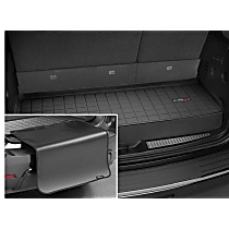401092SK Cargo Liner Series Cargo Mat - Black, Made of Rubber, Molded Cargo Liner, Sold individually