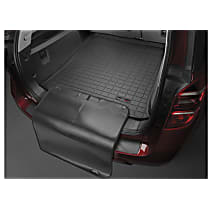 401093SK Cargo Liner Series Cargo Mat - Black, Made of Rubber, Molded Cargo Liner, Sold individually