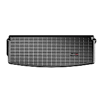 401094 Cargo Liner Series Cargo Mat - Black, Made of Rubber, Molded Cargo Liner, Sold individually