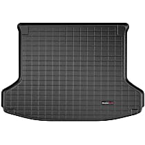 401123 Cargo Liner Series Cargo Mat - Black, Made of Rubber, Molded Cargo Liner, Sold individually