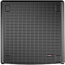 401136 Cargo Liner Series Cargo Mat - Black, Made of Rubber, Molded Cargo Liner, Sold individually