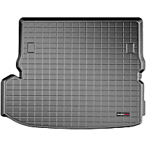 401158 Cargo Liner Series Cargo Mat - Black, Made of Rubber, Molded Cargo Liner, Sold individually