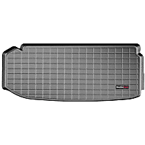 401159 Cargo Liner Series Cargo Mat - Black, Made of Rubber, Molded Cargo Liner, Sold individually